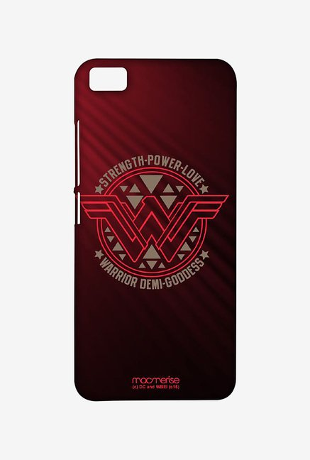 Macmerise XACM5SBS0170 Wonder Woman Stamp Sublime Case for Xiaomi Mi5