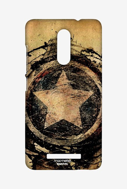 Macmerise XACN3SMM0218 Symbolic Captain Shield Sublime Case for Xiaomi Redmi Note 3