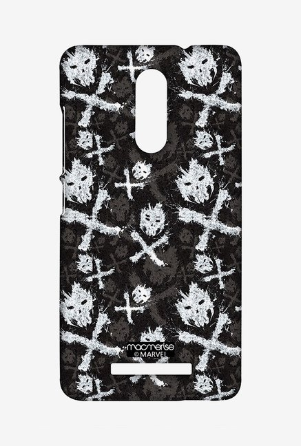 Macmerise XACN3SMM0536 Symbolic Cross Bones Sublime Case for Xiaomi Redmi Note 3