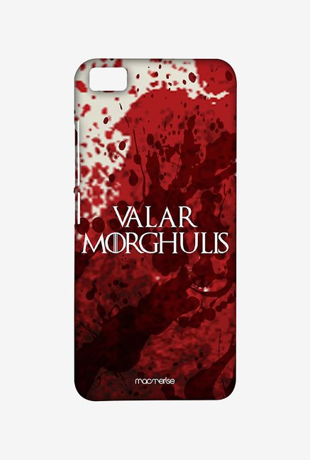 Macmerise XACM5SMI0638 Valar Morghulis Sublime Case for Xiaomi Mi5