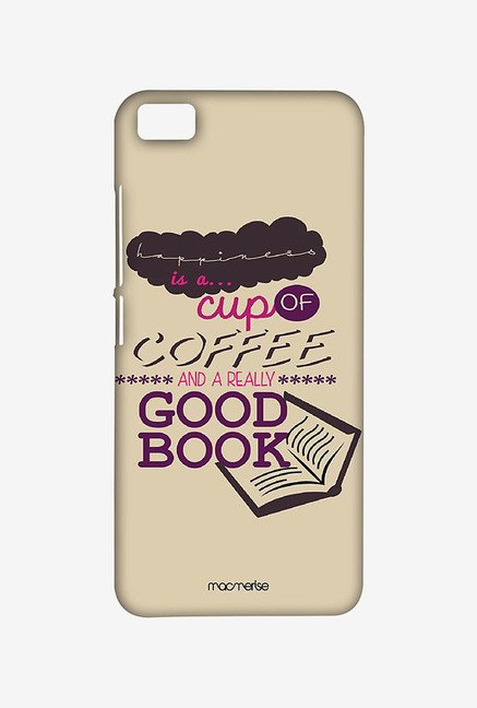 Macmerise XACM5SMI0152 Coffee and Good book Sublime Case for Xiaomi Mi5