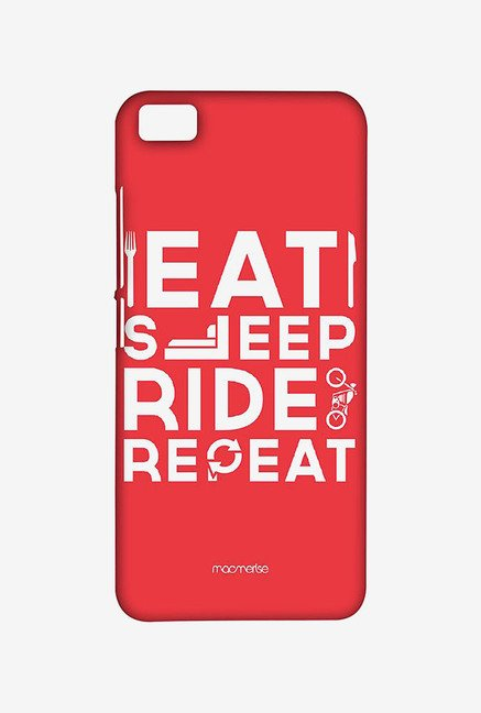 Macmerise XACM5SMI0164 Eat Sleep Ride Repeat Sublime Case for Xiaomi Mi5