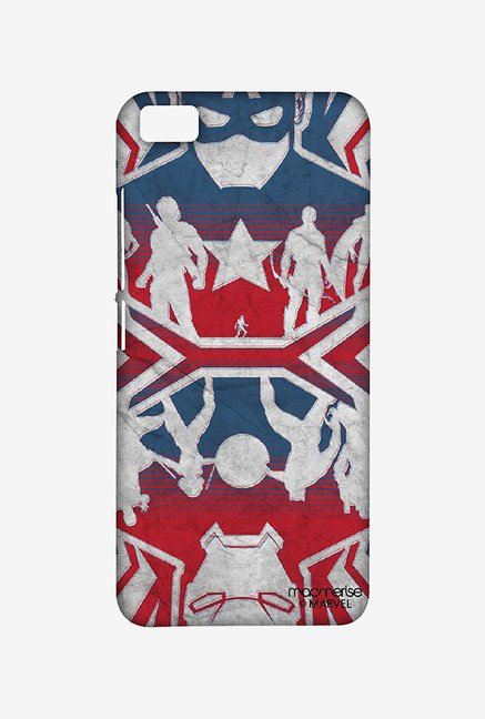 Macmerise XACM5SMM0488 Reflection Captain America Sublime Case for Xiaomi Mi5