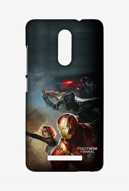 Macmerise XACN3SMM0584 Team Ironman Sublime Case for Xiaomi Redmi Note 3
