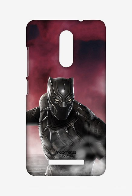 Macmerise XACN3SMM0590 Team Red Black Panther Sublime Case for Xiaomi Redmi Note 3