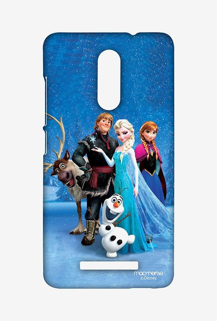 Macmerise XACN3SDD0044 Frozen together Sublime Case for Xiaomi Redmi Note 3