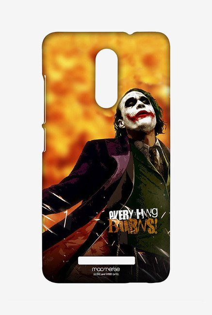 Macmerise XACN3SDK0098 Everything Burns Sublime Case for Xiaomi Redmi Note 3