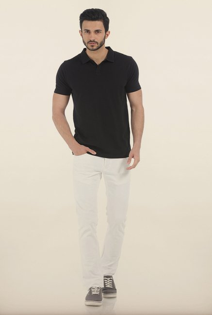 Basics Obsidian Polo T Shirt