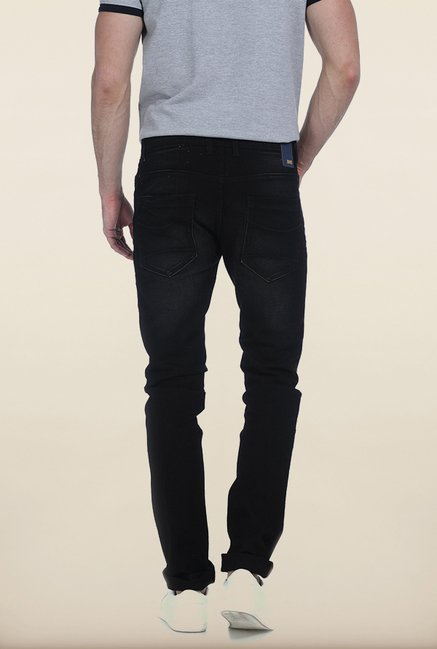 Basics Blade Fit Moonless Night Stretch Jeans