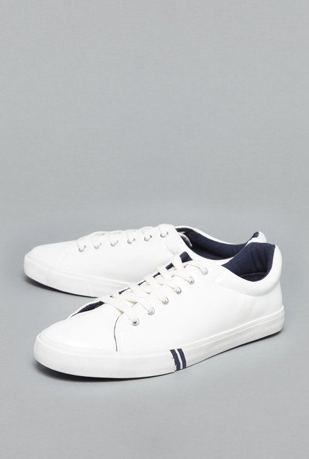 Nuon by Westside White Sneakers