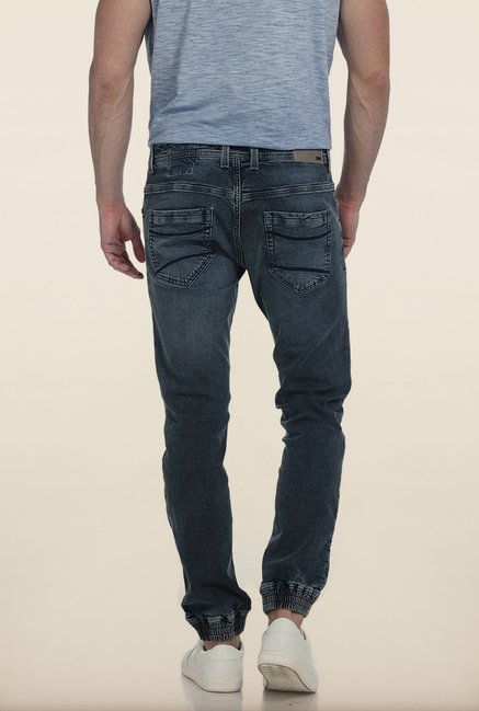 Basics Jogger Fit Frost Grey Super Stretch Jeans