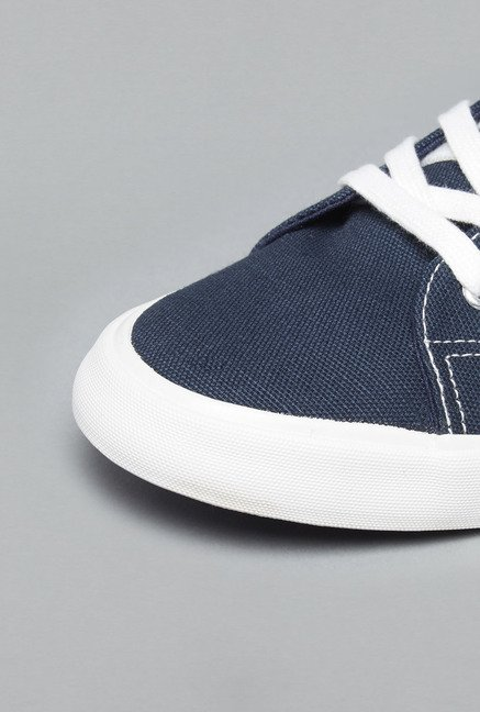 Nuon by Westside Navy Canvas Sneakers