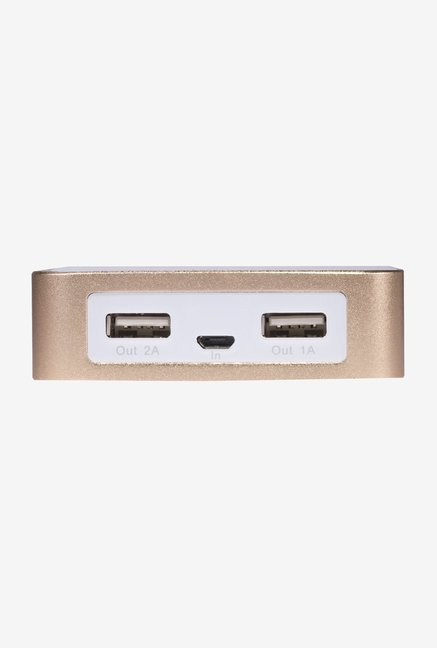 Slanzer SZP L103GD 7800 mAh Power Bank (Gold)