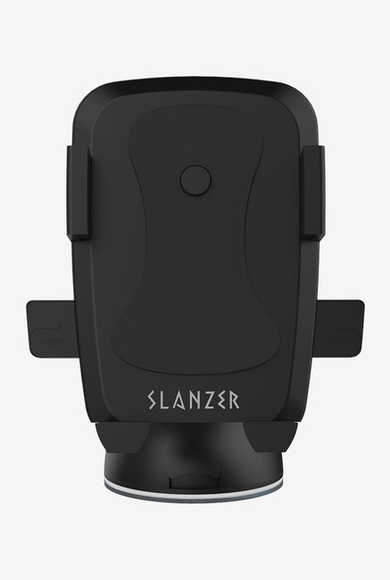 Slanzer SZMH-N611 Mobile Holder for Car (Black)