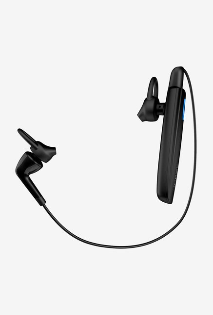 Slanzer SZEBT254 In the Ear Bluetooth Headphone (Black)