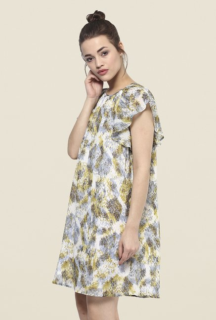 Femella Multicolor Shift Dress