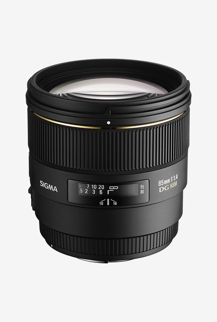 Sigma 85mm F/1.4 EX DG HSM Lens for Canon