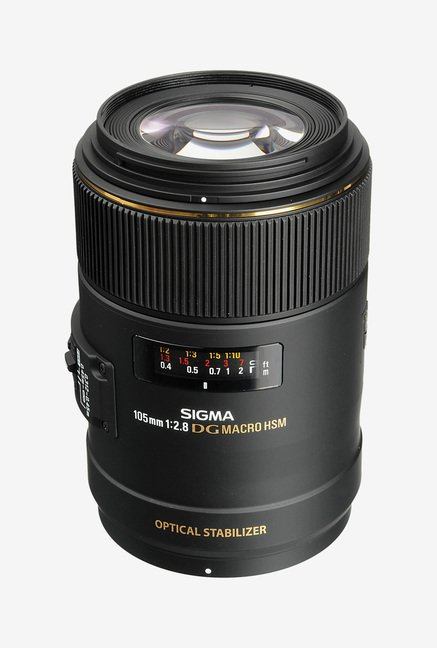 Sigma 105mm F/2.8 EX Macro DG OS HSM Art Lens for Canon