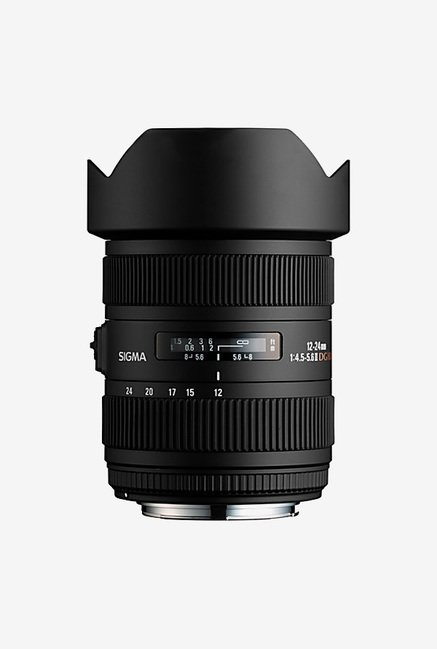 Sigma 12-24mm F/4.5-5.6 II DG HSM Lens for Nikon