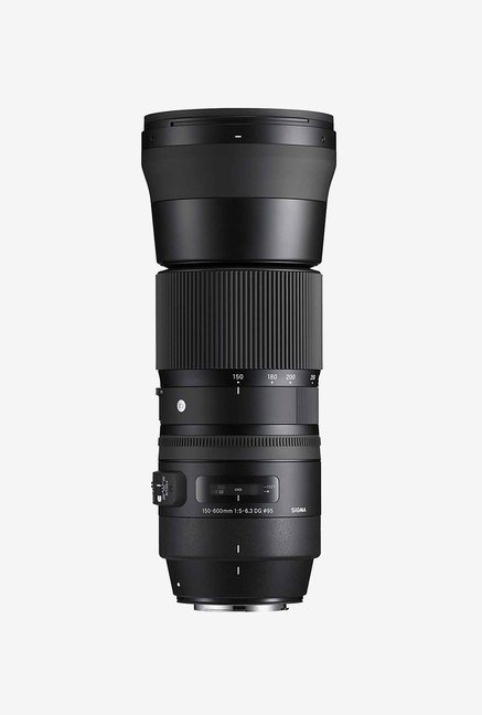Sigma 150-600mm F/5-6.3 DG OS HSM Lens for Canon