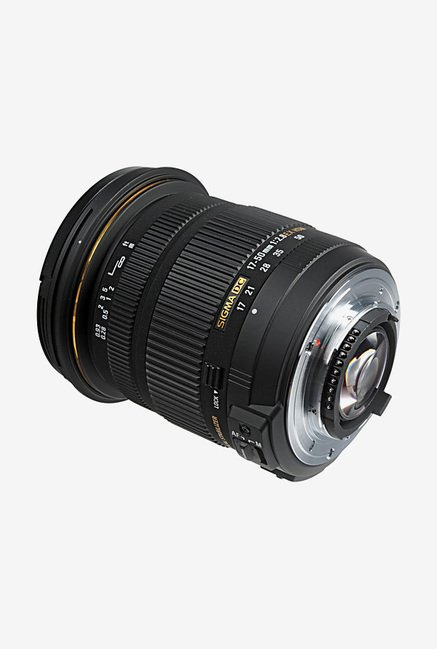 Sigma 17-50mm F/2.8 EX DC OS HSM Lens for Nikon