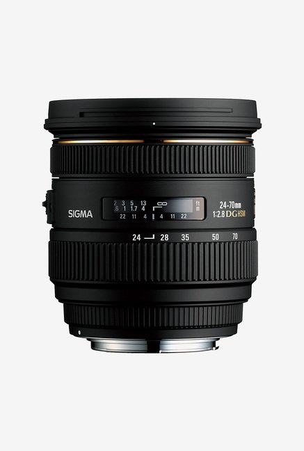 Sigma 24-70mm F/2.8 IF EX DG HSM Lens for Canon