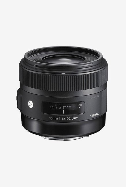 Sigma 30mm F/1.4EX DC HSM Art Lens for Canon