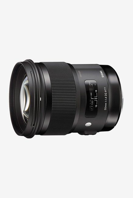 Sigma 50mm F/1.4 DG HSM Art Lens for Canon