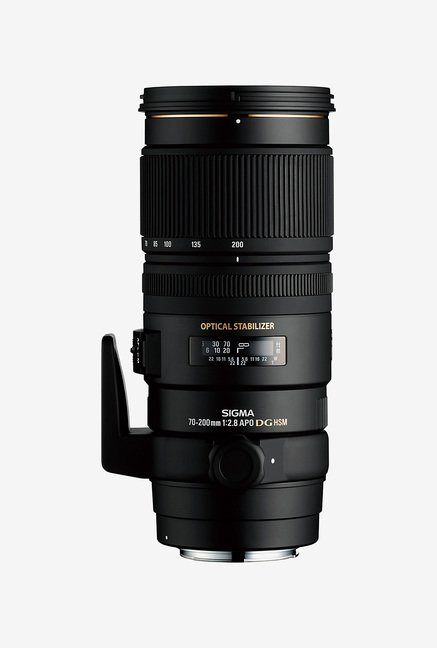 Sigma 70-200mm F/2.8 APO EX DG OS HSM Lens for Nikon