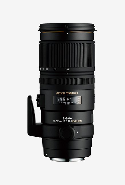 Sigma 70-200mm F/2.8 APO EX DG OS HSM Lens for Canon