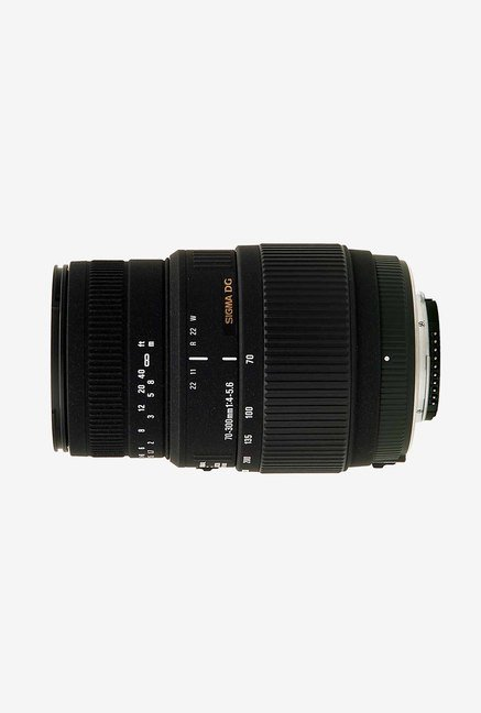 Sigma70-300mm F/4-5.6 DG Macro Lens for Sony
