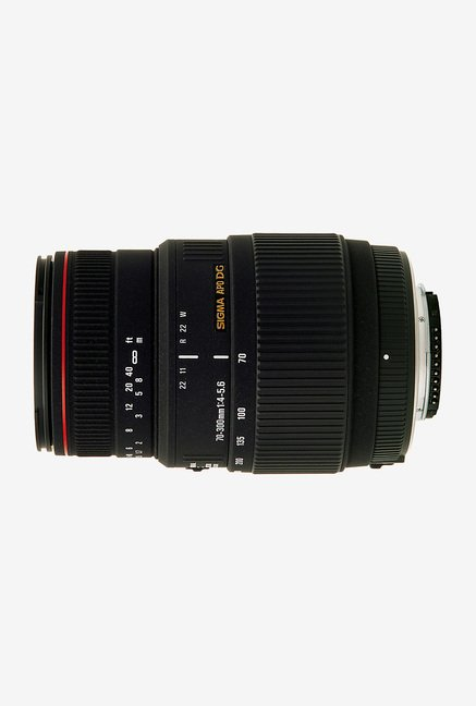 Sigma70-300mm F/4-5.6 DG APO Macro Lens for Canon