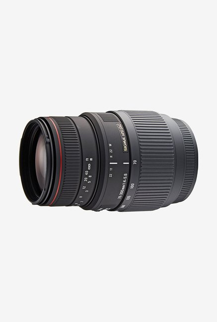 Sigma70-300mm F/4-5.6 DG APO Macro Lens for Nikon