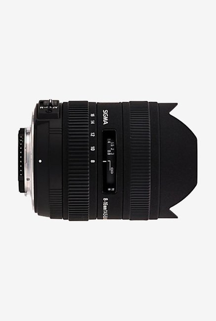 Sigma 8-16mm F/4.5-5.6 DC HSM Lens for Nikon