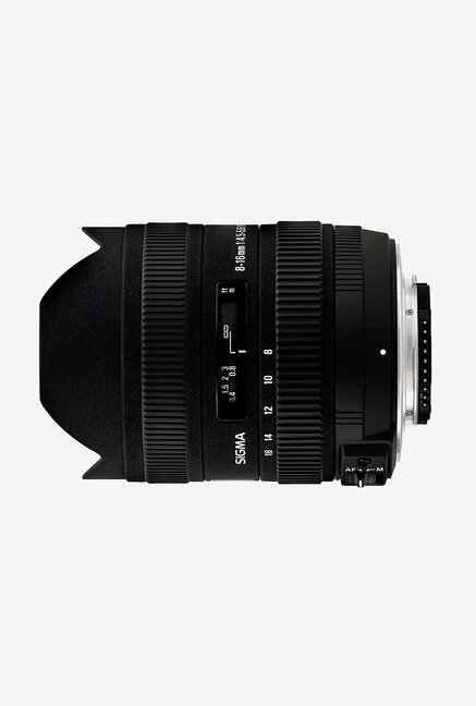 Sigma 8-16mm F/4.5-5.6 DC HSM Lens for Canon