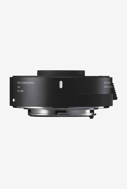 Sigma TC-1401 Teleconvertor for Nikon Lenses (Black)