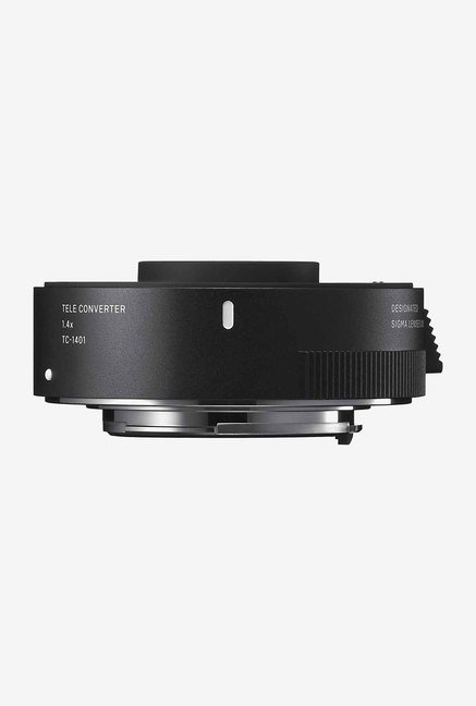 Sigma TC-1401 Teleconvertor for Canon Lenses (Black)