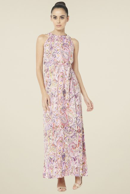 Globus Multicolor Paisley Print Dress
