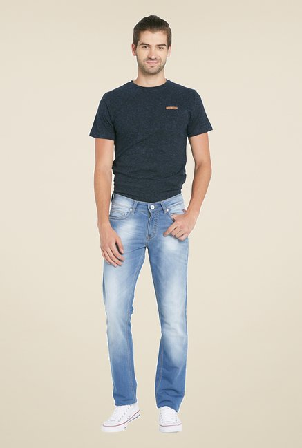 Globus Blue Slim Fit Jeans