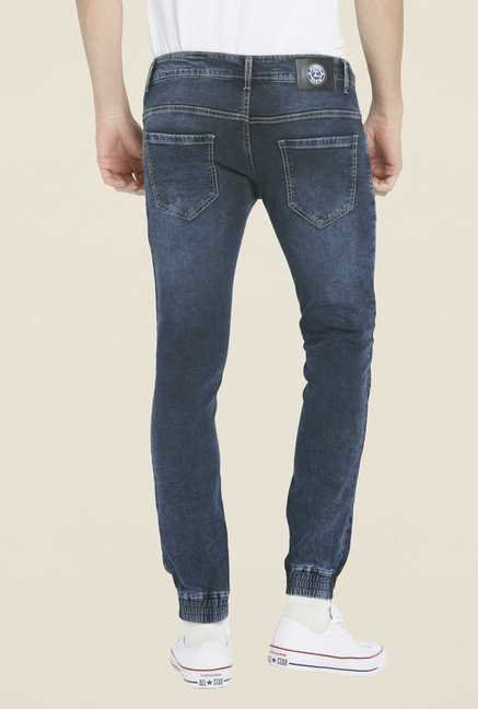 Globus Navy Lightly Washed Jeans