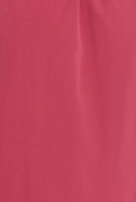 Globus Dark Pink Shirt Dress