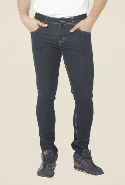 Globus Indigo Raw Denim Jeans