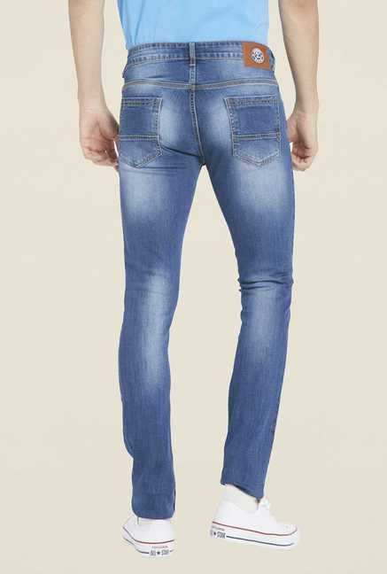Globus Blue Regular Denim Jeans