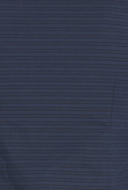 Globus Navy Striped Shirt