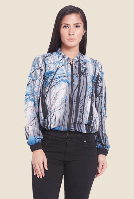 Globus Multicolor Printed Jacket