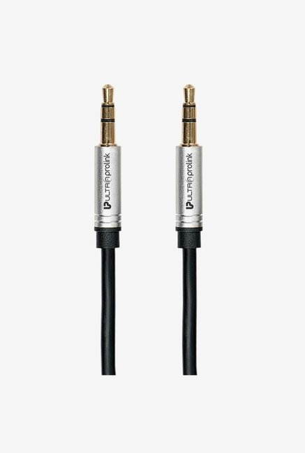 ULTRAPROLINK UL107BLK-0150 1.5 m Audio Cable (Black)