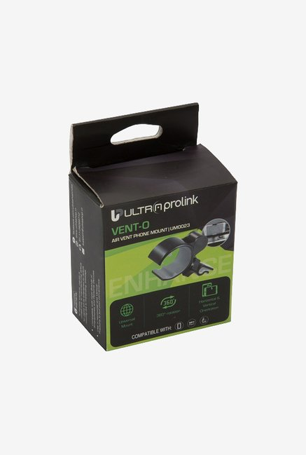 ULTRAPROLINK UM0023 Air Vent Mount (Black)