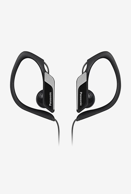 Panasonic RP-HS34ME-K In The Ear Headphones (Black)