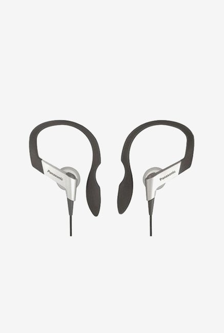 Panasonic RP-HS6E-S In The Ear Headphones (Silver)
