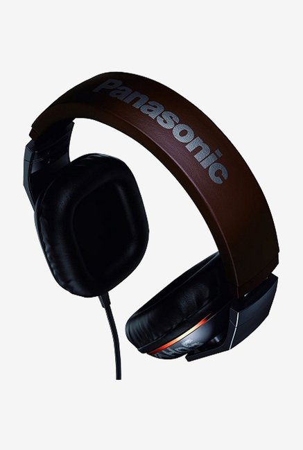 Panasonic RP-HT480CPPS Over The Ear Headphones (Silver)